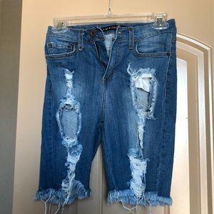 Bermuda Shorts- Fashion Nova
